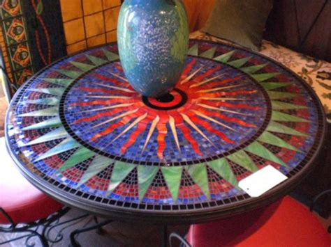 mosaic table top kit the 25 best ideas about mosaic patterns on pinterest