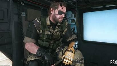 Gear Metal Solid Graphics Phantom Pain Comparing