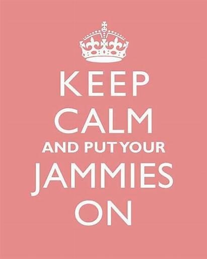 Keep Calm Pajama Quotes Christmas Funny Pajamas