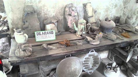 museum rumah korban gunung merapi wisata keluarga jogja