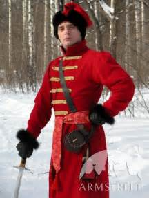 Russian Traditional Costume Men