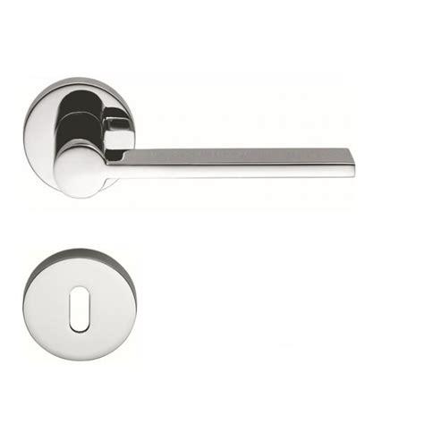 poignée de porte design poign 201 es de portes colombo design tool sur rosace made in