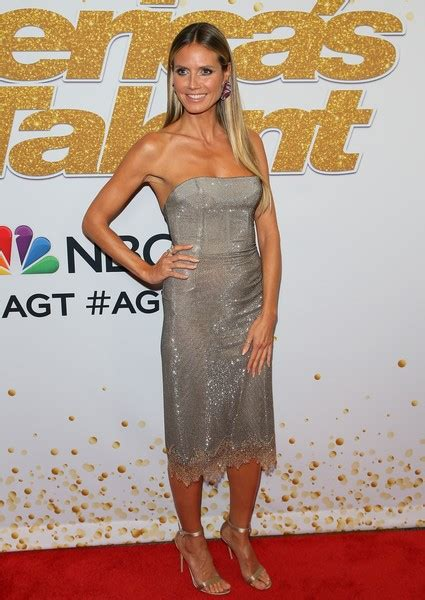 Heidi Klum Photos America Got Talent Season