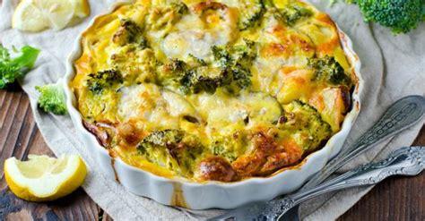 recette de cuisine legere pour regime recette de gratin de brocolis à la béchamel légère au