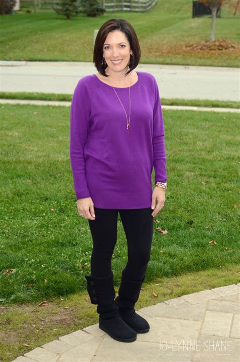 Outfits With Purple Uggs