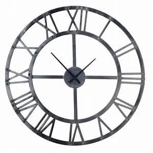 Maison Du Monde Horloge Murale : horloge expo 1900 maisons du monde ~ Teatrodelosmanantiales.com Idées de Décoration