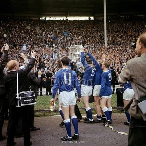 1966 FA Cup - Final - Everton v Sheffield Wednesday ...
