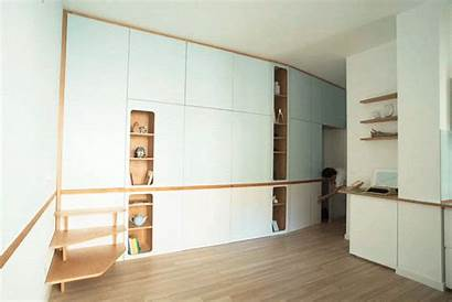 Apartment Wall Unit Custom Studio Contemporist Apartments