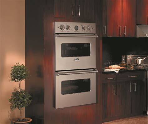 A Look Into Viking BuiltIn Wall Ovens Appliances