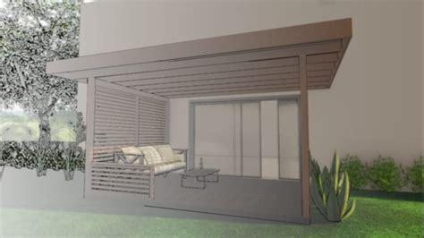 progetto tettoia come progettare gazebo pergolati pensiline e tettoie