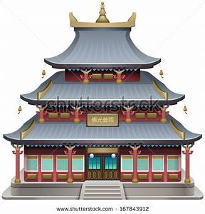Buddhist temple clipart - Clipground