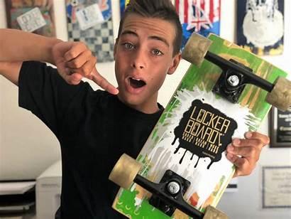 Locker Board Carson Teen Boards