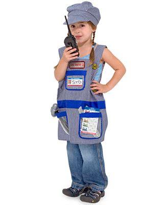 melissa  doug kids costume train engineer dress  set reviews toys games kids macys