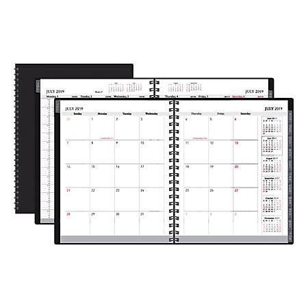 Office Depot Hours On July 4 by Office Depot Brand 14 Month Weeklymonthly Academic Planner