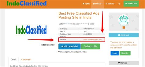 Step By Step Guide To Post Online Free Classified Ads On Indoclassified