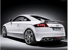 2010 Audi TT RS Coupe Exotic Car Wallpapers #14 of 48