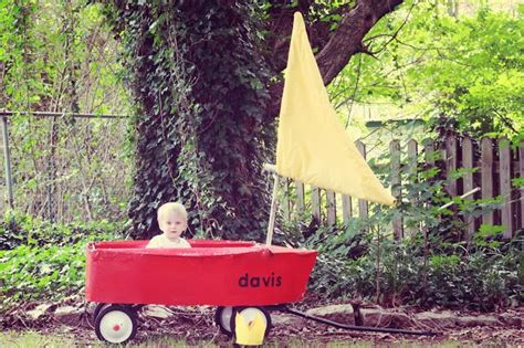 Where The Wild Things Are Wagon Boat by Where The Wild Things Are Boat Made From A Wagon Baby