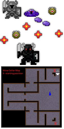 Oryx's Wine Cellar  Bluenoser's Rotmg Guide