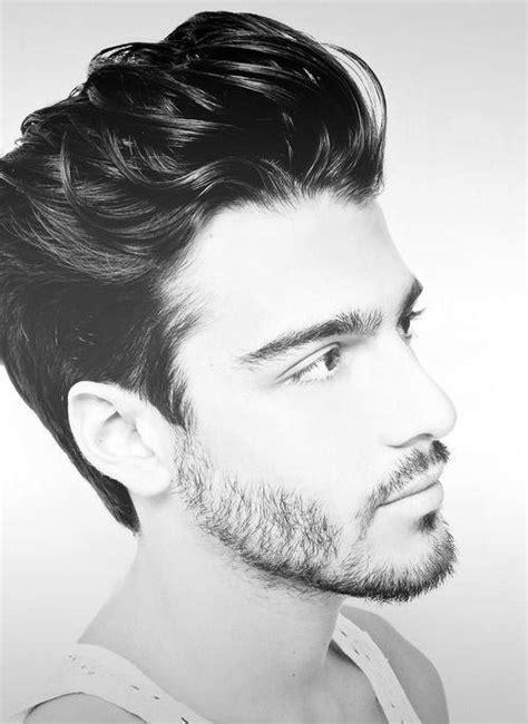 mens medium wavy hairstyles manly cuts  character