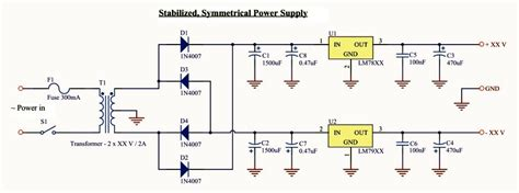 Operational Amplifier What Type Schematic Use For
