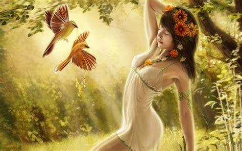 desktop backgrounds  fantasy art