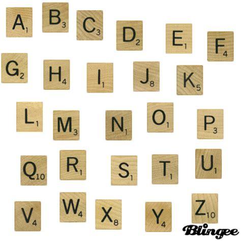 scrabble letters picture 106322367 blingee com