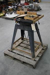 Craftsman Wood Shaper With Manual And Bits