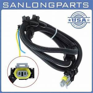 Abs Wheel Speed Sensor Wire Harness 10340314 For 05