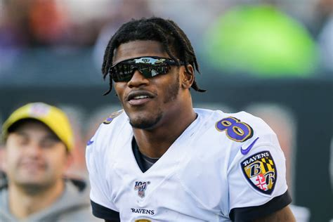 lamar jackson reportedly suing amazon  selling rip
