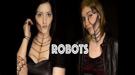 steampunk robot girls shooting fateofdestinee kim