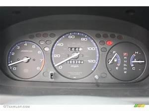 2000 Honda Civic Lx Sedan Gauges Photo  47741707