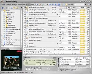 Mp3 Player Musik : mediamonkey kostenlos musik manager jukebox cd rippen umbenennen ipod manager ~ Watch28wear.com Haus und Dekorationen