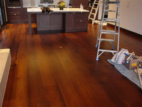 wood flooring ideas for kitchen wide plank wood flooring for kitchen after remodel