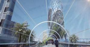 90 floor DAMAC Heights residential tower under