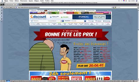 cdiscount si鑒e social cdiscount affiche de la pub dans la barre d 39 état d 39 opéra et safari e marketing