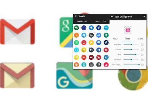 icones du bureau comment changer icônes du bureau sur androidandroid mt