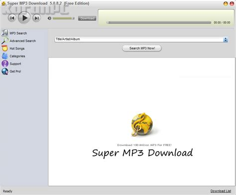 Super Mp3 Download 5.1.2.2 Crack [latest]