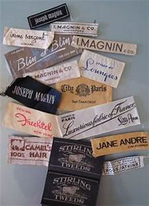 vintage clothing labels vintage and vintage inspired With cool clothing labels