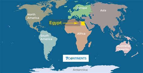 continent  egypt    continents   world