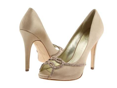 Ivanka Trump Bridal Shoes Glitter & Lace