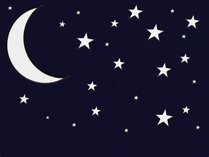 Moon Night Star Clipart Stars Clip Google
