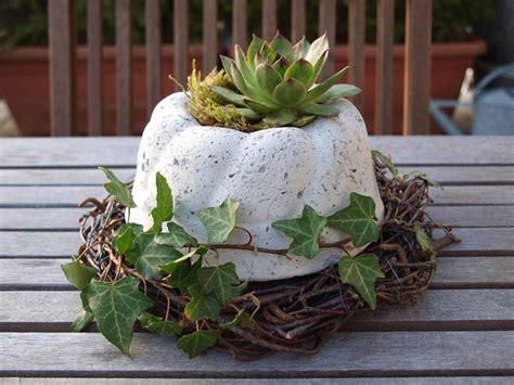 Gartendeko Aus Beton Basteln by Gartendeko Beton F R Die Besonderen Pl Tze Craft Ideas