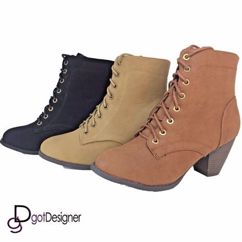 womens motorcycle riding boots with heels womens fashion shoes combat boots booties ankle boots mid