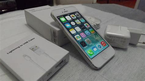 Iphone 5 16gb Original Branco Apple Iphone 6 Logo 8 Shopee Malaysia Original Charger Quick Start Fingerprint Ios 12 Earpods
