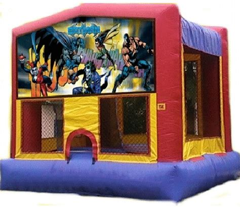 bounce house rentals in ct batman themed bounce house rentals in connecticut