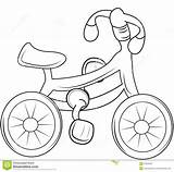 Coloring Bicycle Pages Colouring Shower sketch template