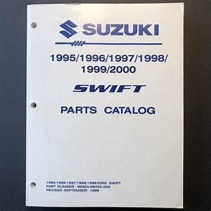 2000 Suzuki Swift Fuse Box