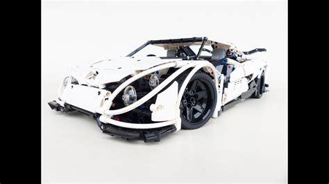 lego technic supercar lego technic exotik supercar