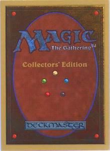 The Deckmaster Collectors' Edition