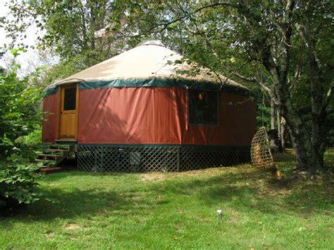 Yurt White Mountain